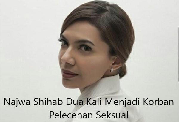 Najwa Shihab Dua Kali Menjadi Korban Pelecehan Seksual